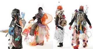 דמויות פנימיות- יצירה ומשחק בתלבושות